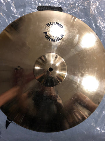 "Paiste Sound Formula - Reflector Full Crash Cymbal -  16"" - 1071 grams - Demo"