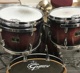 Used Gretsch Renown maple 4 pc shell pack