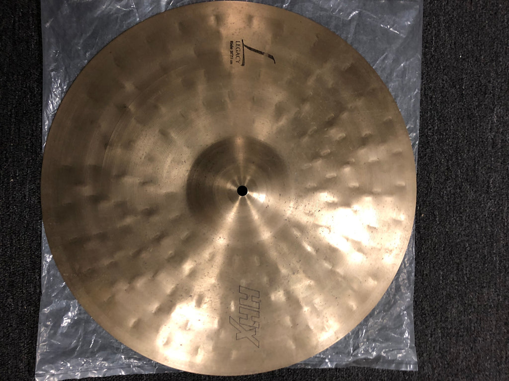 "Sabian HHX Legacy Ride Cymbal - 20"" - 1881 grams - Used"