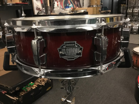 Used Ludwig Element 14x5 Snare Drum - WITH VIDEO