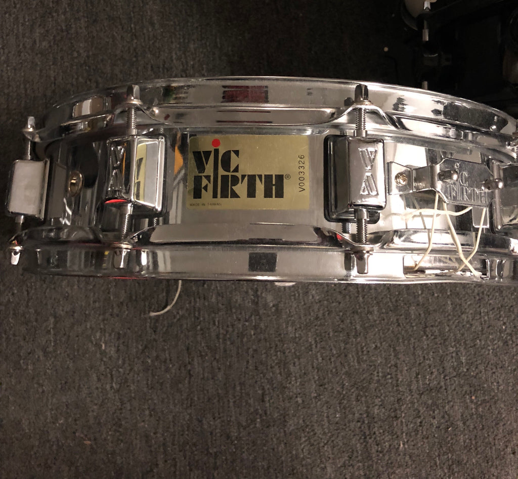 Vic Firth Piccolo Snare Drum - 3x14 - USED - WITH VIDEO