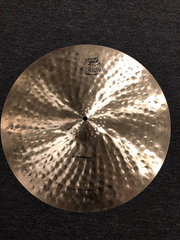 "Zildjian K Constantinople Renaissance Ride Cymbal - 20"" - 1889 grams - New"