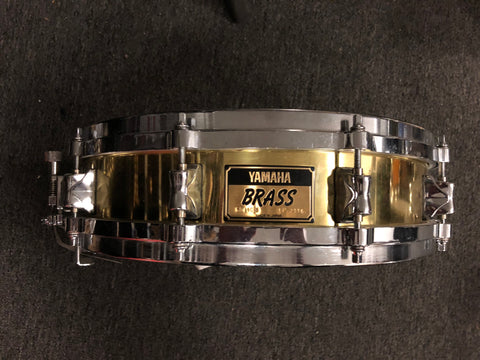 Yamaha Brass Snare Drum - 3.5x14 - USED - SD4103