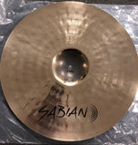 "Sabian HHX Evolution - Dave Weckl Signature Ride Cymbal - 20"" - 2314 grams - New"
