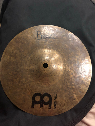 "Meinl Byzance Dark Splash - 10"" - 303 grams - Used"