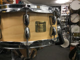 Used rare Yamaha Maple Custom Absolute Snare 14x5.5 Made in Japan