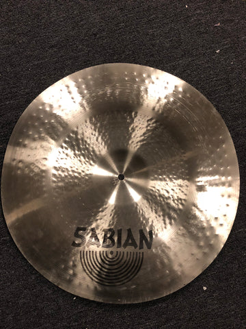 "Sabian Carmine Appice Signature Series China Cymbal - 18"" - DEMO - 1195 grams"