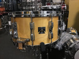SOLD Used Vintage 80's TAMA Superstar Snare Drum 14x8 Super Maple Made in Japan