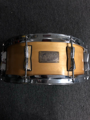Mike Snare Drum - 6x14 - used - Custom made in USA