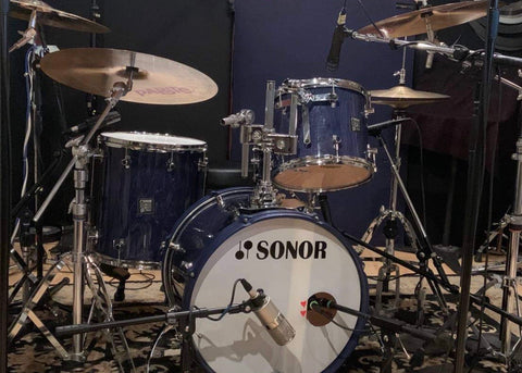Sonor s class 20 10 12 14 made in Germany drum set