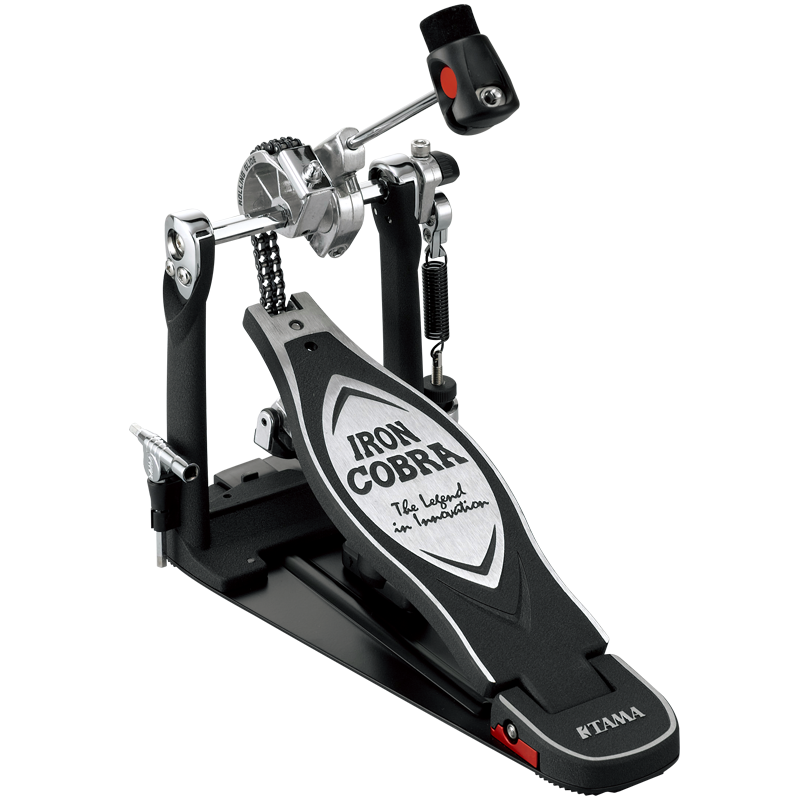 Tama Iron Cobra Rolling Glide Single Pedal HP900RN - $ 199.99 with hard case!