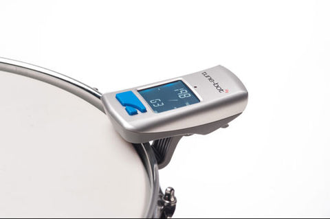 Tune-Bot Gig drum tuning device