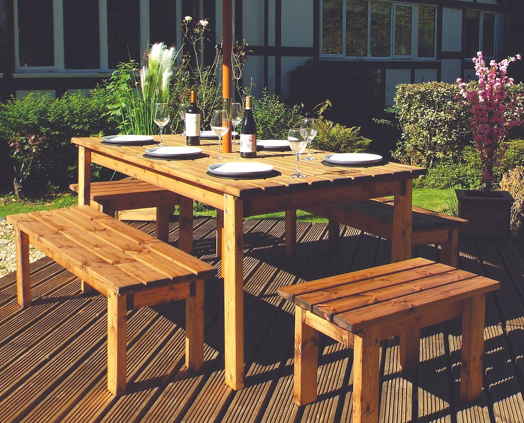 HB111 - Eight Seater Table Set