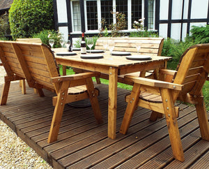 HB16 - 8 Seater Table Set