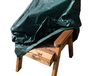 Deluxe Fitted Chair Cover