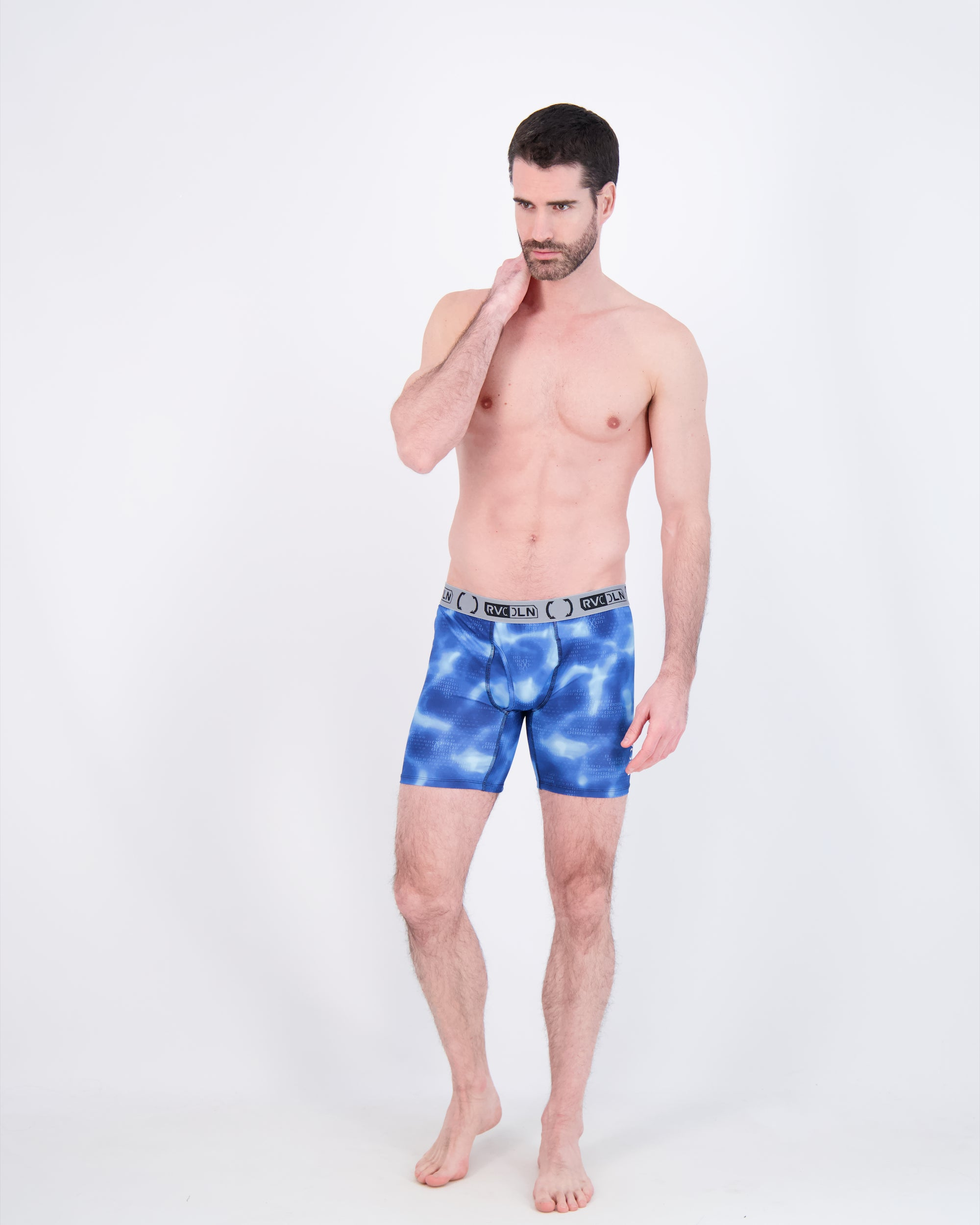 Rise Fish Boxerjock Submerged