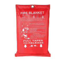 Load image into Gallery viewer, Extra Large Emergency Fire Blanket by FlameGuard™