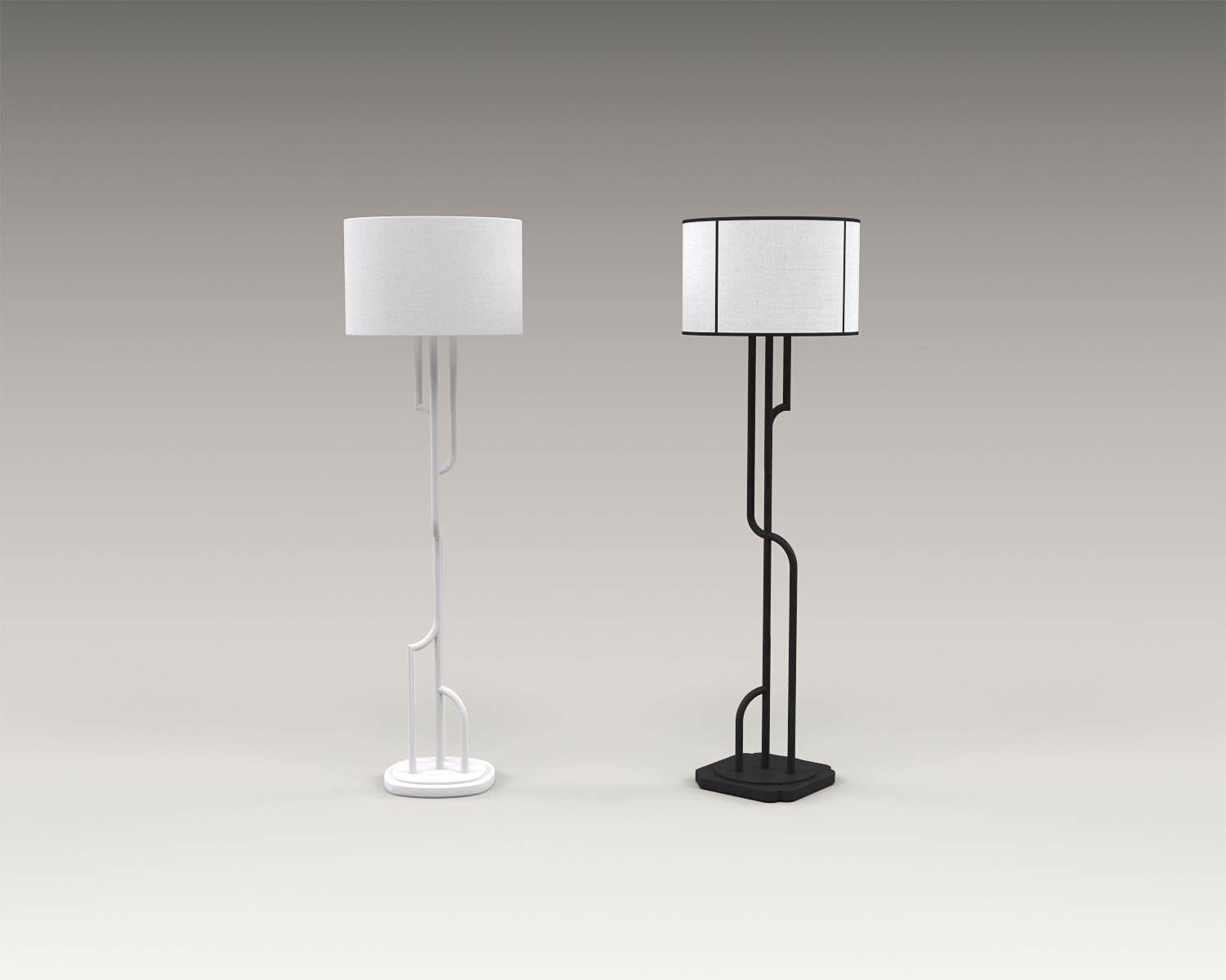 LIGHTING - FLOOR LAMPS