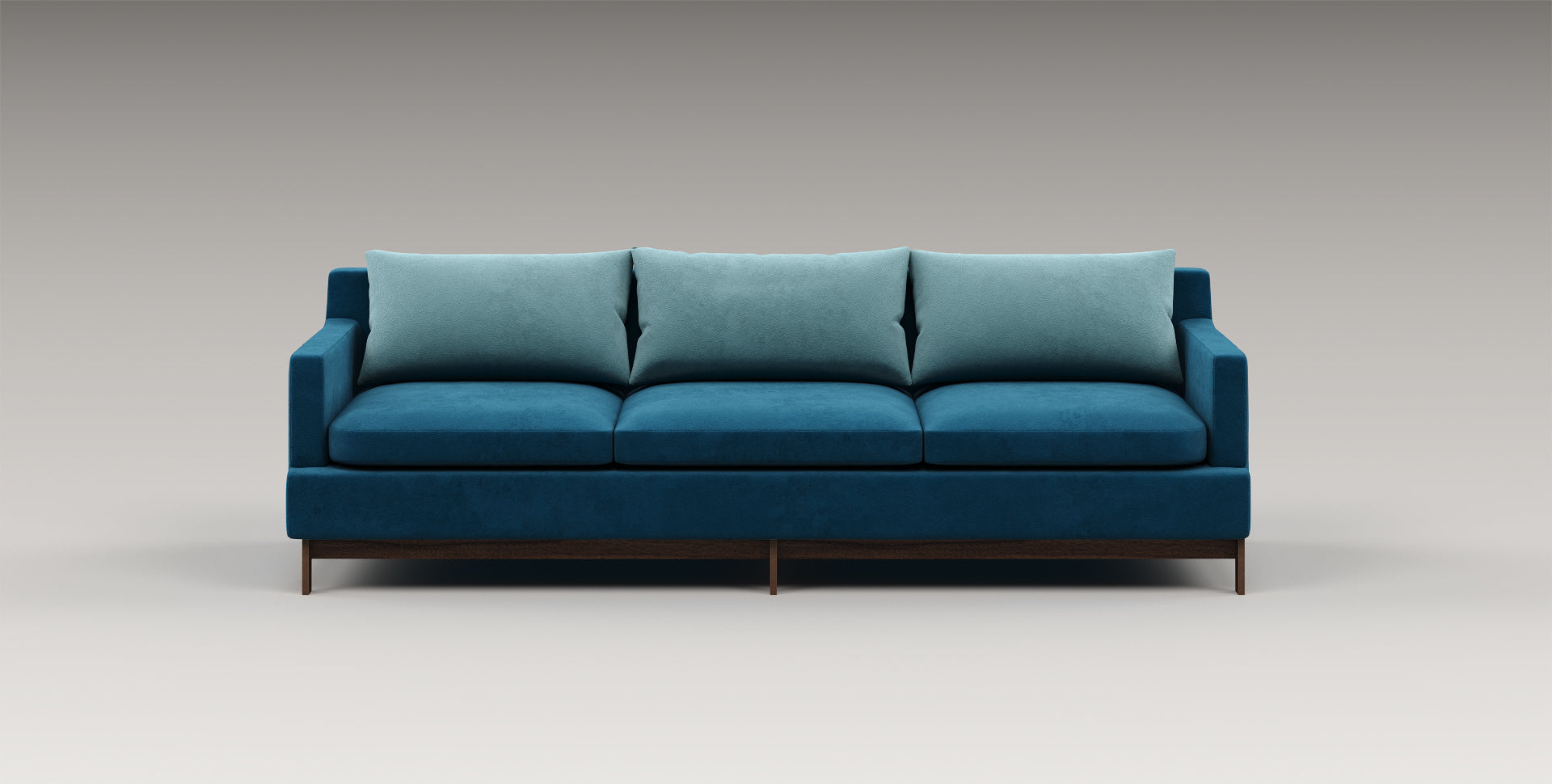 Leonard, comfortable sofa, luxury sofa, suede sofa, leather sofa, luxurious sofa, 2 seater, 3 seater, 4 seater, Pierre Frey, bespoke furniture, bespoke sofa, large sofa,