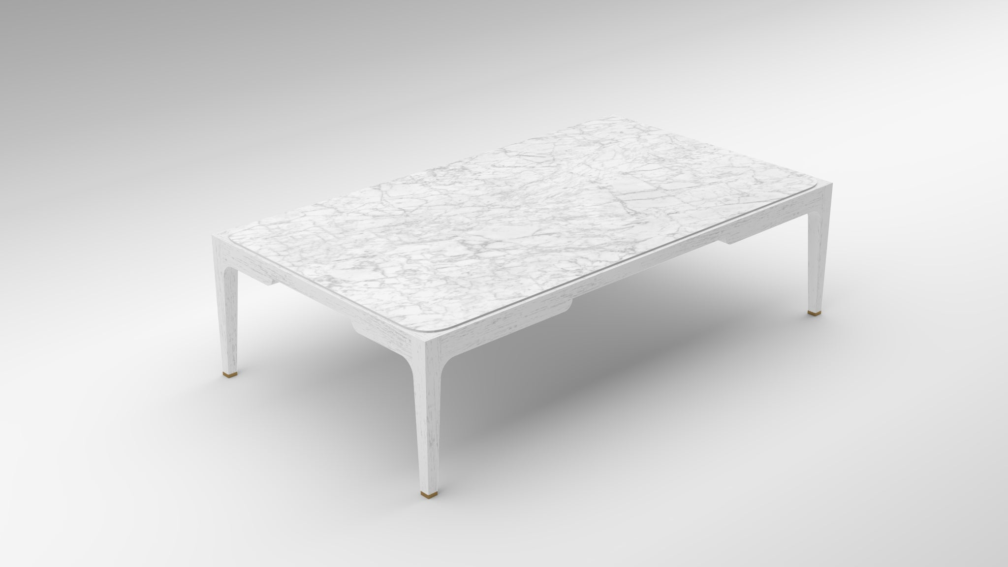 Carrara marble, marble coffee table, white marble, precious marble, akar Carrara table, coffee table white, white oak, white marble coffee table, rectangle coffee table, akar de nissim, nissim coffee table, oak table, minimalist design,
