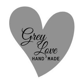Grey Love Handmade
