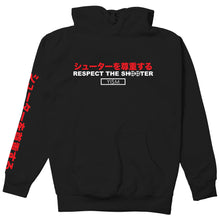 Load image into Gallery viewer, Respect the Shooter Hoodie