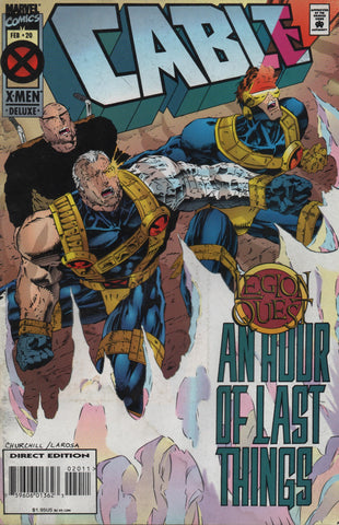 Cable #20 - 1995