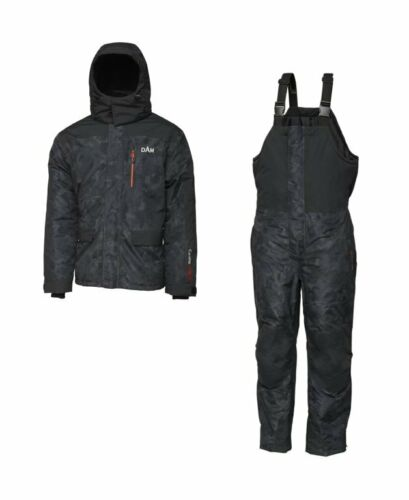 Kevin Presents: DAM's CamoVision Thermal & Waterproof Fishing Suit