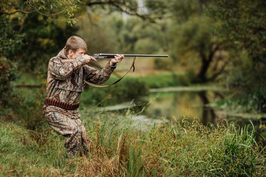 Our Hunting & Field Sports section - now ONLINE!