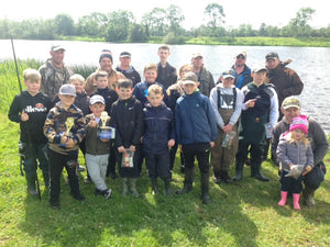 OpenSeason.ie sponsors the Limerick & District Anglers Junior IFPAC Competition