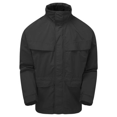 Keela Kintyre All-Season Outdoor/Rain Jacket Black - OpenSeason.ie