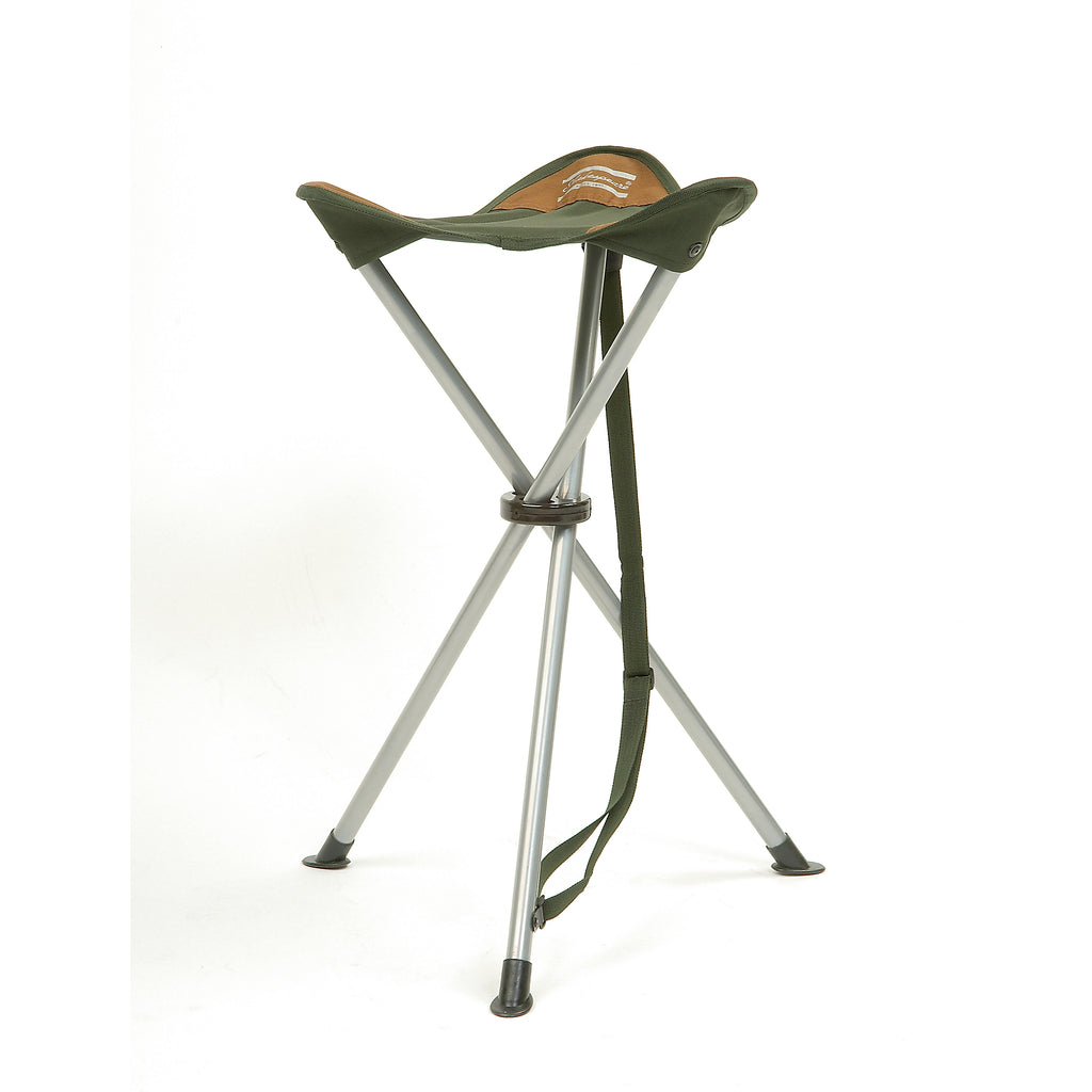 Shakespeare Compact Folding Stool - lightweight and portable - ideal for all outdoor use including fishing, concerts, sporting events, etc