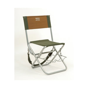 Folding Chair with Rod Rest