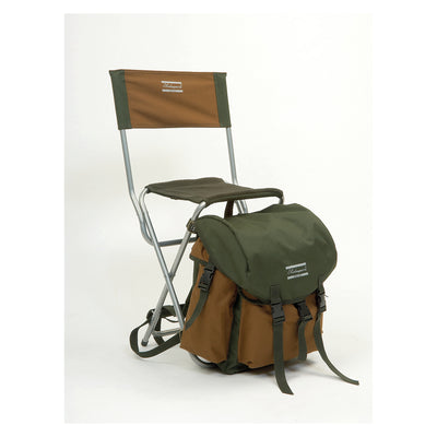 Folding Chair with Rucksack