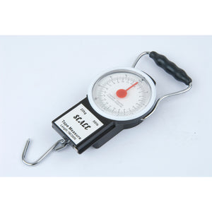 Scale - Shakespeare Dial Weighing Scale with Measuring Tape