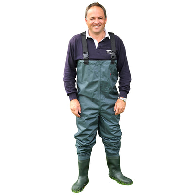 Shakespeare Sigma Nylon PVC Chest Wader