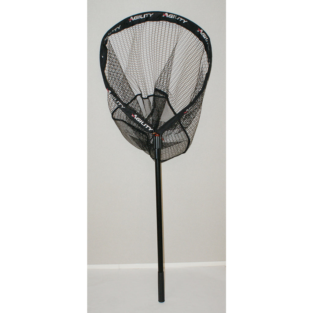 Shakespeare Agility Boat Net - sturdy, telescopic/detachable handle