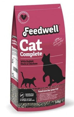 Feedwell Complete Cat Food