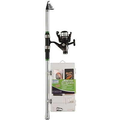 Shakespeare Fishing Rod Catch More Fish 2 Combo complete angling kit