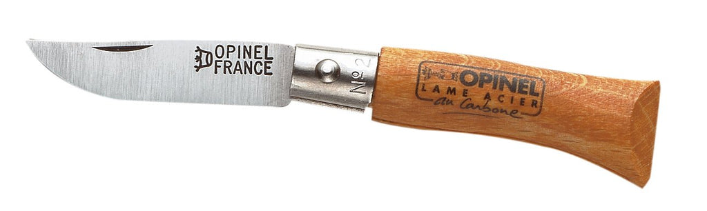 Opinel Carbon Steel Knife Non-Lock Carbon Steel