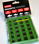 Fishing Tackle - Leeda Magnetic Hook Box
