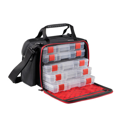 Abu Garcia Medium Lure Bag with Integrated Tackle Boxes