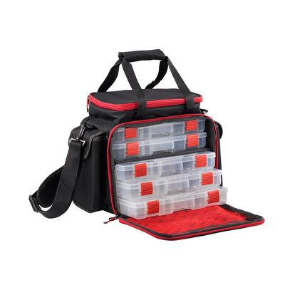 Abu Garcia Large Lure Bag with 7 Integrated Tackle Boxes