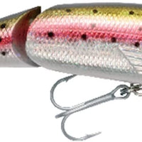 Abu Garcia Jointed Tormentor Floating Lure Rainbow Trout