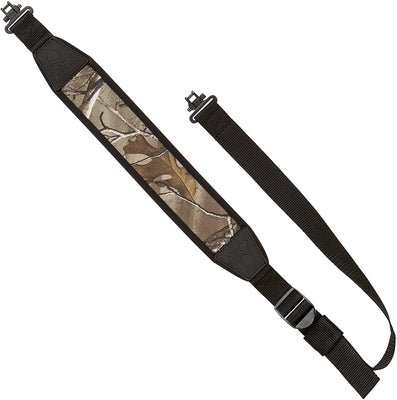 Allen Cascade RealTree Camo Rifle Sling With Swivels