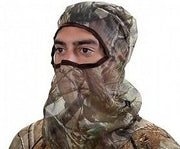 Allen Hunting Visa Form Camo Head Net - Mossy Oak Break Up Country