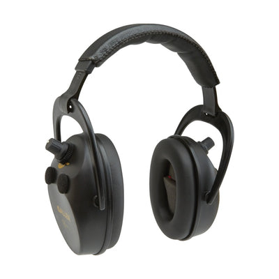 Electronic Shooting Ear Protection/Defender Muffs - Axion Lo-Profile