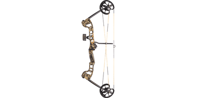 Barnett Vortex Compound Bow Camo Archery Set