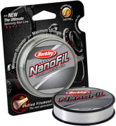 Berkley Nanofil Unifilament Fishing Line