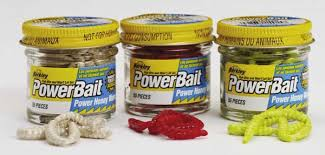 Coarse, Game Fishing Bait - Berkley PowerBait Power Maggot